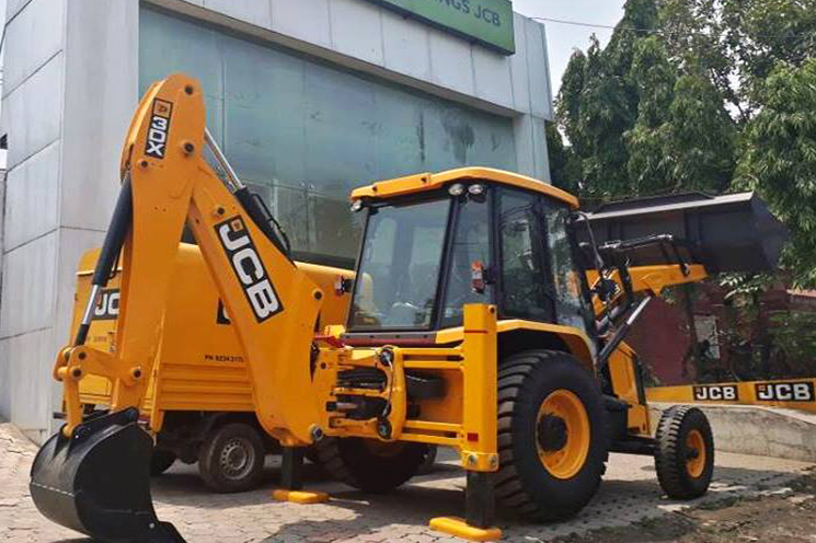 Tradewings Earthmovers JCB Dhanbad
